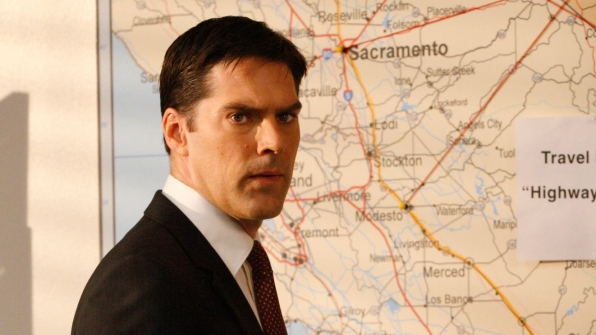 Thomas Gibson was born in Charleston, South Carolina.