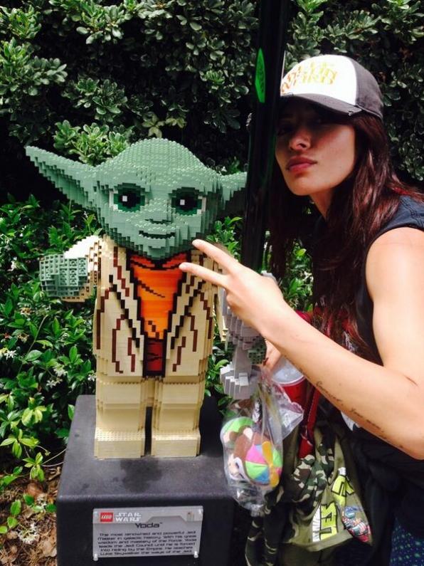 1. Finding Yoda
