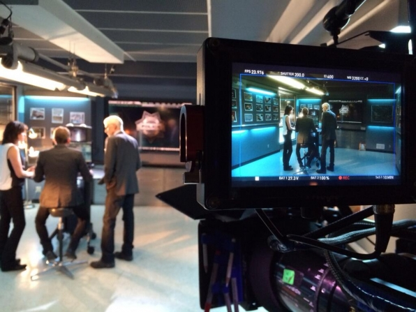 CSI Season 15 Behind The Scenes