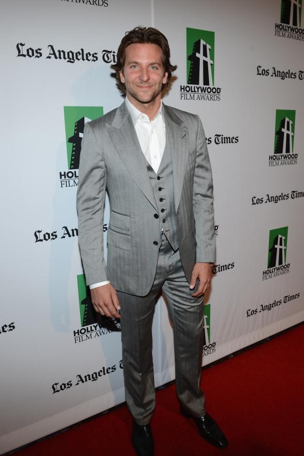 7. Bradley Cooper