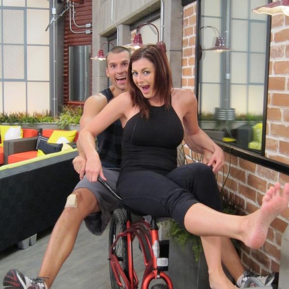 Rachel and Brendon