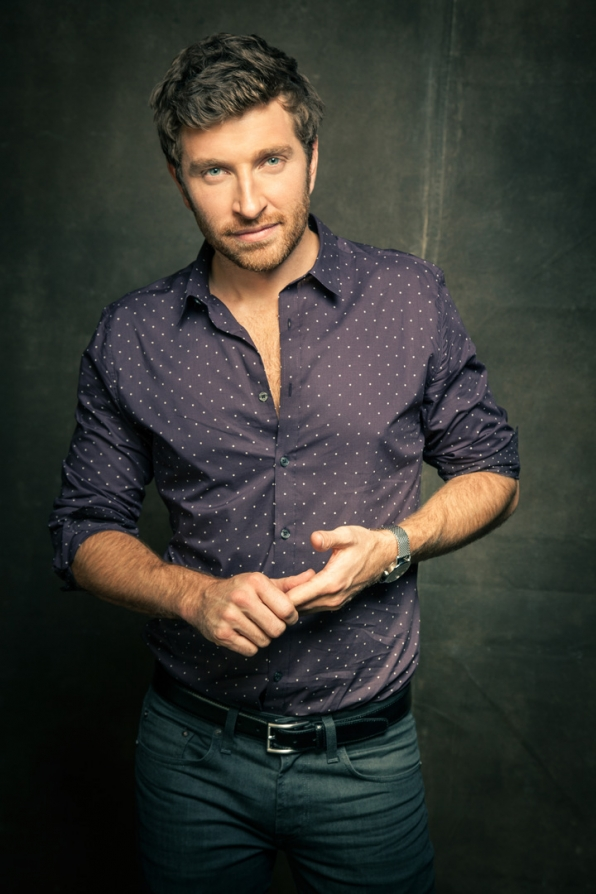 Brett Eldredge, nominated for New Male Vocalist Of The Year