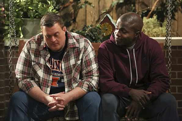 11. Mike and Carl - Mike & Molly