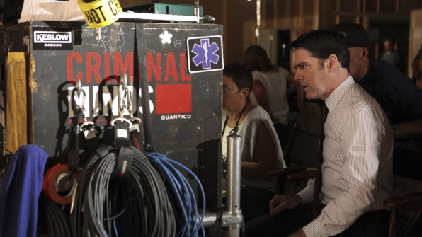 Thomas Gibson directs!
