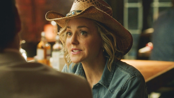 Marissa Morgan talks with Bull—Texas style!