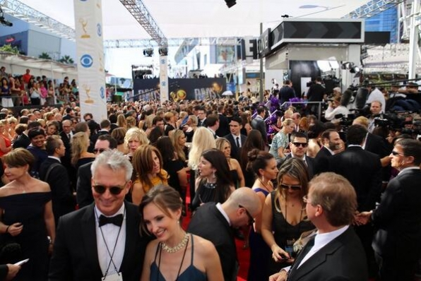 Red Carpet Craziness!