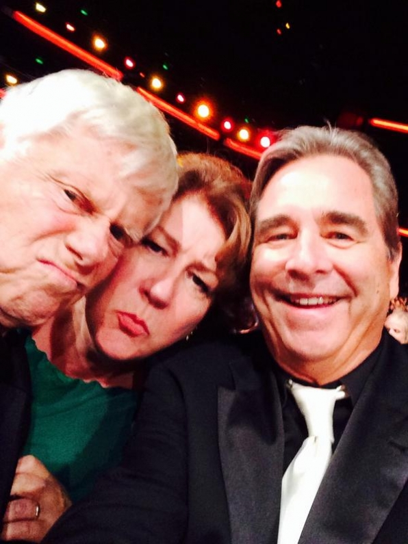 Beau Bridges, Margo Martindale and Bobby Morse