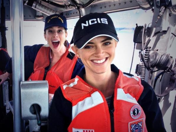 Zákulisí - 12. řada, Emily a hostující Diane Nealová