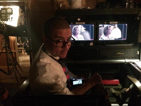 Twitter @CM_SetReport: On set with @VirgilWilliams  EP 10x06 Day 2 of 8. #KillinIt #CriminalMinds