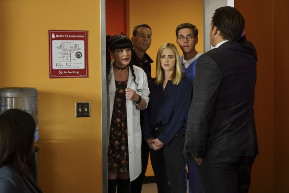 """Executive Producer Gary Glasberg shares his thoughts and insights about the NCIS Season 13 finale, """"Family First,"""" including Michael Weatherly's farewell episode as Special Agent Anthony DiNozzo."""