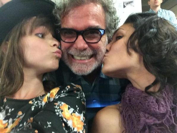 Renee Felice Smith, John Peter Kousakis and Daniela Ruah - NCIS: Los Angeles
