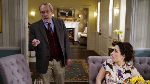 Martin Mull in multiple episodes