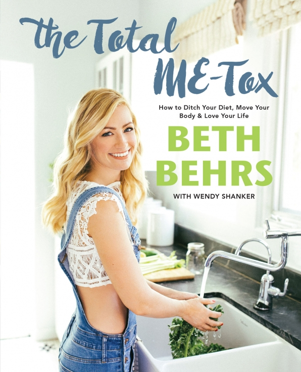 Beth Behrs wants you to be the best that you can be