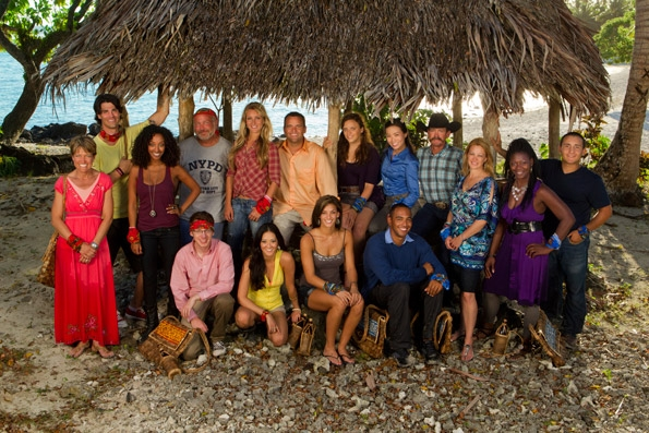 16 of 18 Castaways