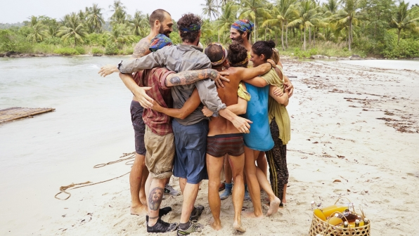 6. The Castaways From Survivor: Kaoh Rong