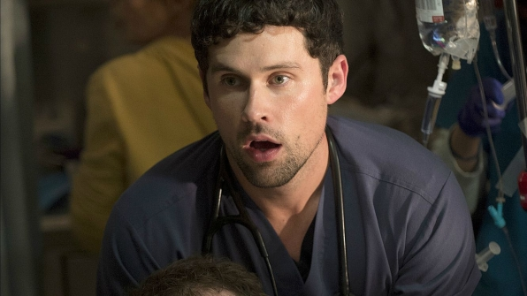 Dr. Mario Savetti on Code Black