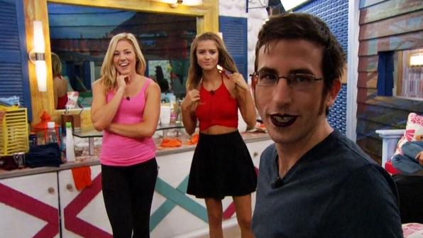 Scott gets a makeover
