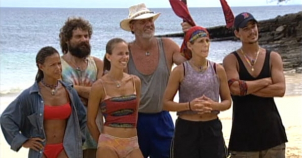 Which two Survivor: All Stars castaways wound up getting married?