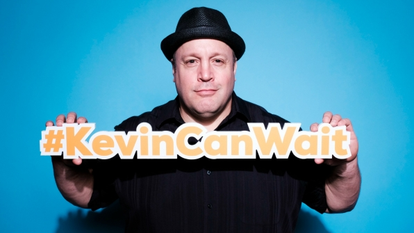 Kevin James from Kevin Can Wait