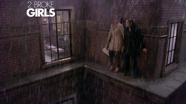 The Girls Livin' On The Ledge