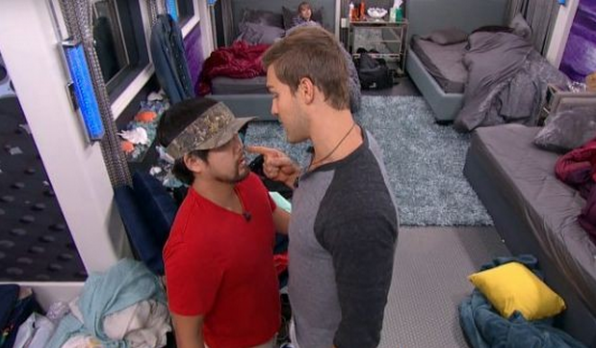 Clay vs. James (Big Brother 17)