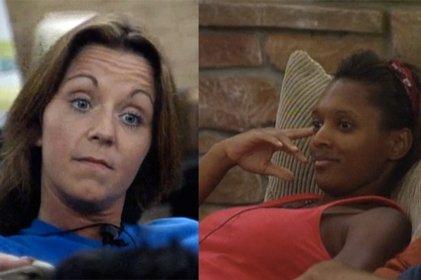 Danielle vs. Lori (Big Brother 3)