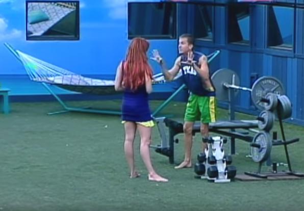 Ragan vs. Rachel (Big Brother 12)