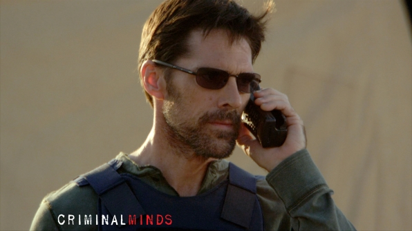 Hotchner's Beard, Criminal Minds