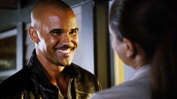 Morgan asked his girlfriend to move in with him. - <em>Criminal Minds</em>