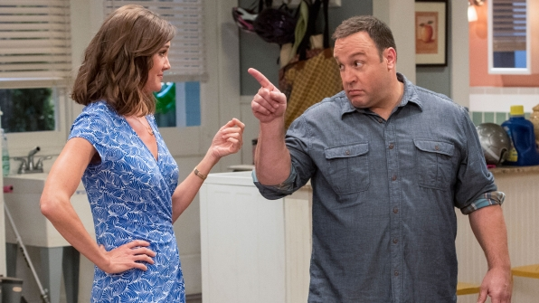 New series Kevin Can Wait premieres Monday, Sept. 19 at 8:30/7:30c.