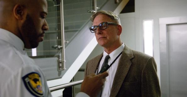 3. Gibbs went nerdy - NCIS