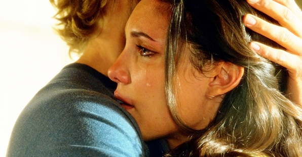 Deeks and Kensi share an embrace that leaves us in tears too.