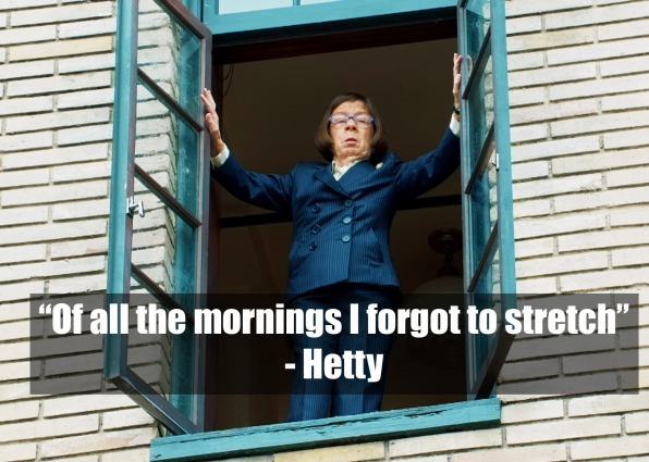 "Henrietta ""Hetty"" Lange - <i>NCIS: Los Angeles</i>"