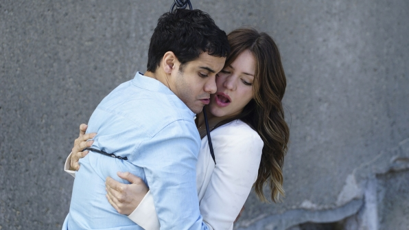 Scorpion returns for a 3rd season with a 2-hour premiere on Monday, Oct 3 at 9/8c.
