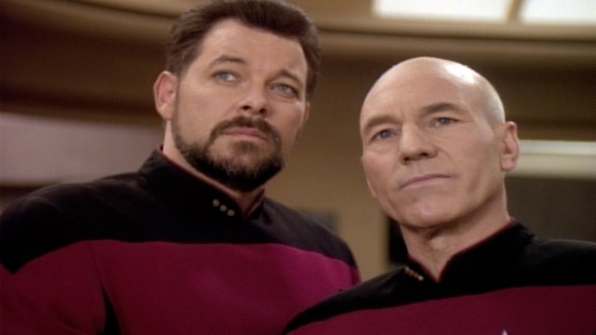 Main Cast of Characters to Care About: Commander William Riker