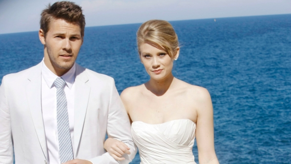 Liam and Hope Logan tested the waters of marriage in 2012.