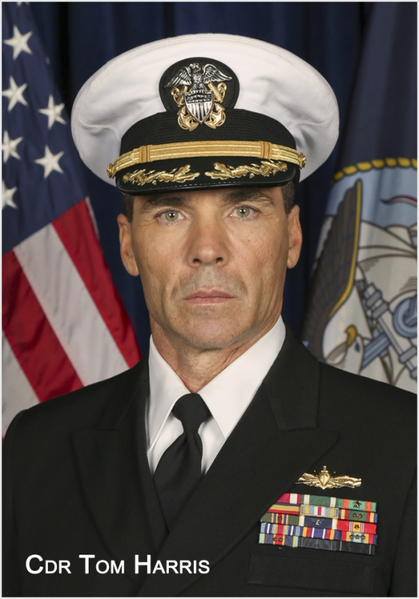 Commander Tom Harris