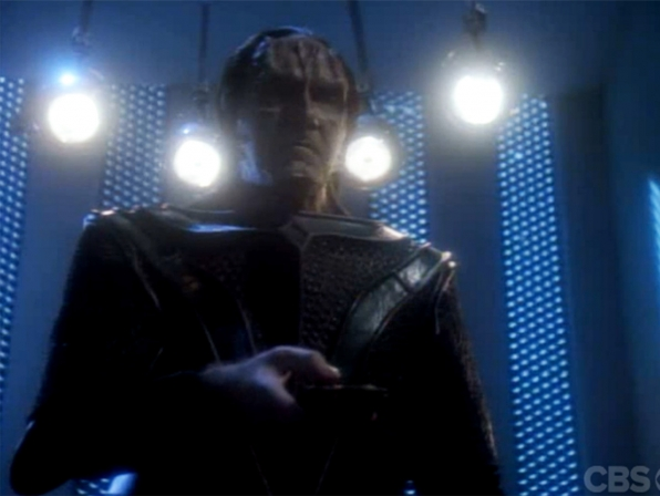 Chain of Command Part I & II (Star Trek: The Next Generation, Season 6, Episodes 10 and 11)