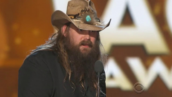 Chris Stapleton: Album Of The Year