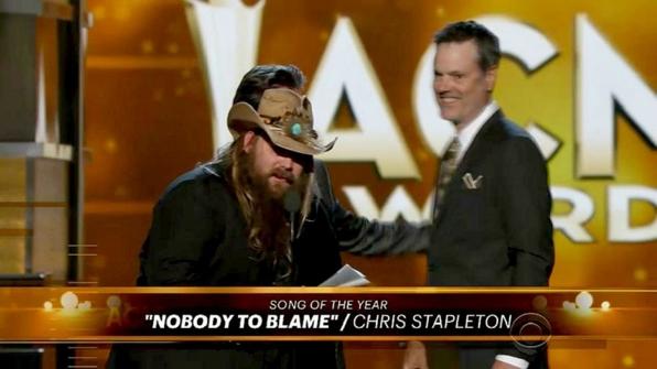 Chris Stapleton: Song Of The Year