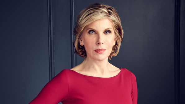 Christine Baranski from The Good Fight