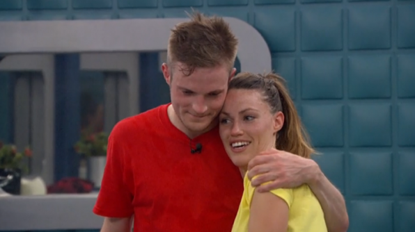 8. He revealed that Johnny and Becky are closer than people think!