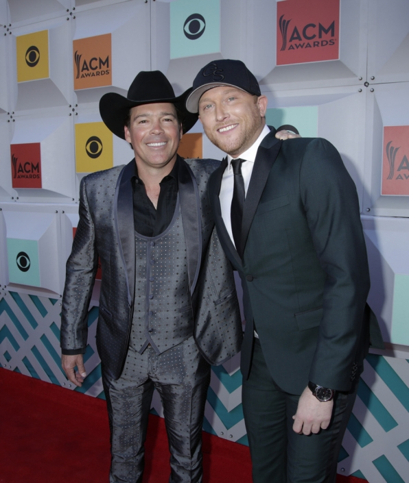 2016 ACMs: Clay Walker and Cole Swindel