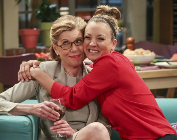 Will Penny finally win over her mother-in-law on The Big Bang Theory?