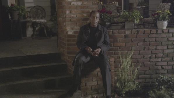 A glimpse of Derek's father.