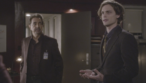 Rossi and Reid search for answers.