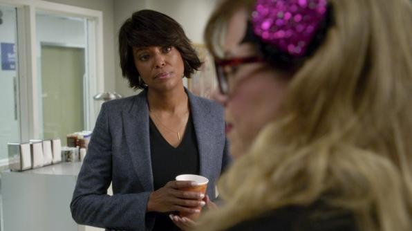 Garcia and Tara discuss the situation.