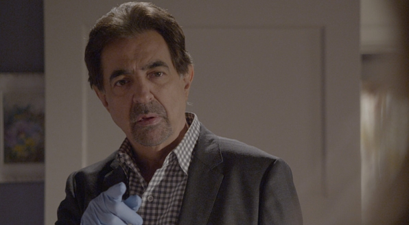 David Rossi: Serial killer clearance