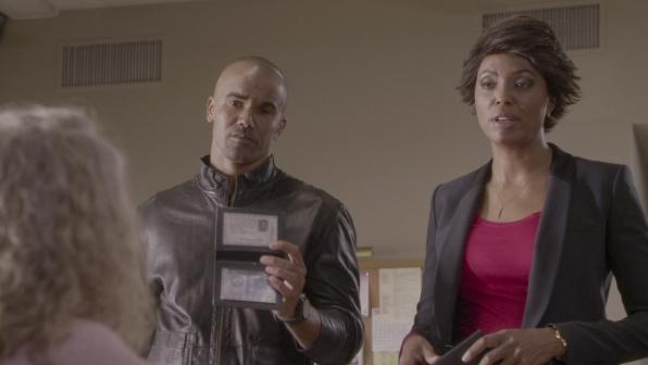 Derek and Tara investigate the case.