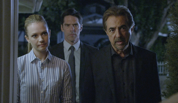 """""""Boxed In"""" - Criminal Minds S10 E5"""